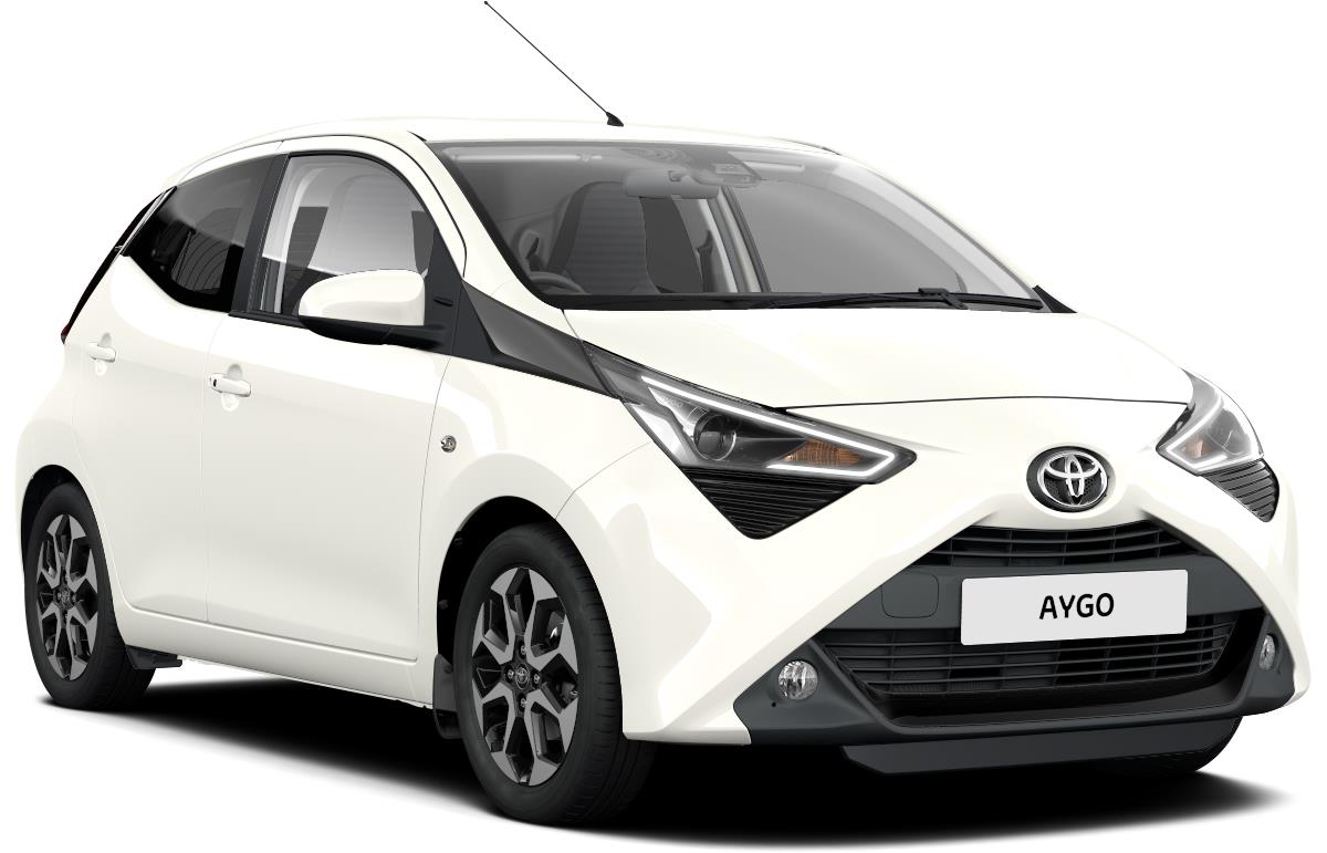 Toyota Aygo 5p or similar
